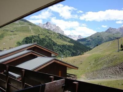 Location au ski Appartement 2 pièces 6 personnes (007A) - Résidence Verdons - Méribel-Mottaret - Extérieur été