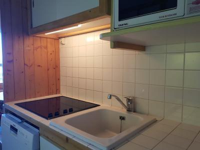 Vacances en montagne Appartement 2 pièces 6 personnes (4130R) - Résidence Versant Sud - Les Arcs - Plaques de cuisson
