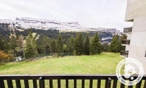 Location au ski Appartement 3 pièces 8 personnes (Confort 59m²-2) - Résidence Verseau - Maeva Home - Flaine - Extérieur été