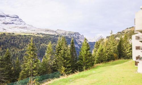 Location au ski Studio 4 personnes (Sélection 26m²-2) - Résidence Verseau - Maeva Home - Flaine - Extérieur été