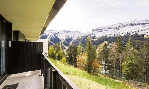 Wakacje w górach Studio kabina 4 osoby (Sélection 26m²-2) - Résidence Verseau - Maeva Particuliers - Flaine