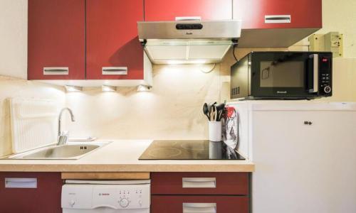 Wakacje w górach Apartament 2 pokojowy kabina 6 osób (Confort 37m²-0) - Résidence Verseau - Maeva Particuliers - Flaine