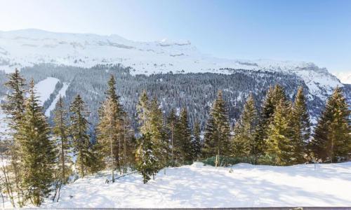 Wakacje w górach Studio z alkową 4 osoby (Budget 26m²-3) - Résidence Verseau - Maeva Particuliers - Flaine