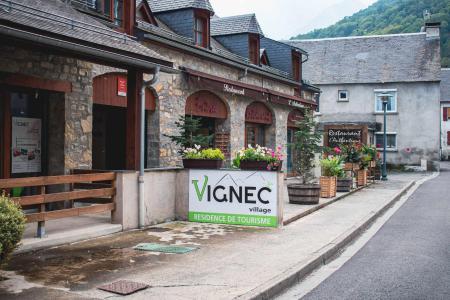 Location Saint Lary Soulan : Résidence Vignec Village été