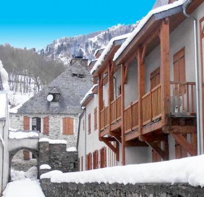 Location au ski Résidence Vignec Village - Saint Lary Soulan - Extérieur été