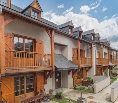 Location au ski Residence Vignec Village - Saint Lary Soulan - Extérieur été