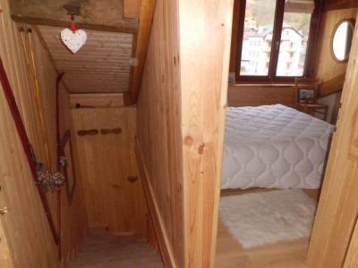 Vacances en montagne Appartement duplex 2 pièces 4 personnes - Résidence Villa Lespagne - Brides Les Bains