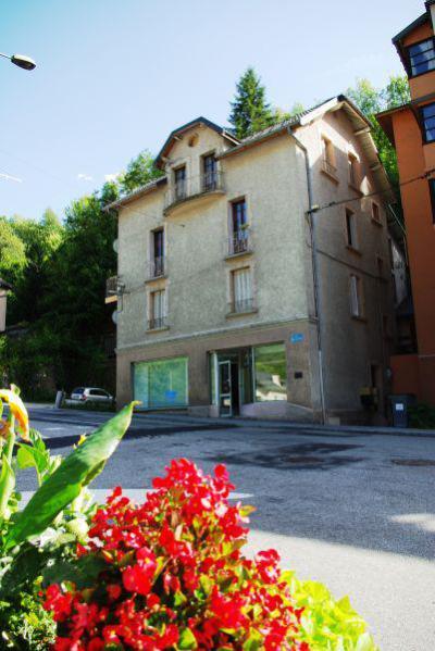 Vacances en montagne Résidence Villa Lespagne - Brides Les Bains
