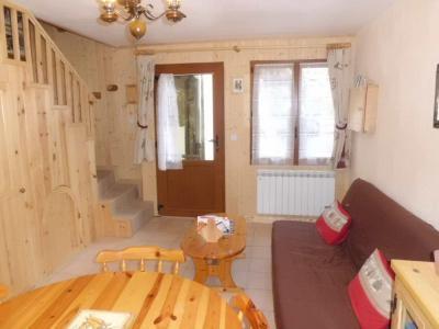 Vacances en montagne Appartement duplex 2 pièces 4 personnes - Résidence Villa Lespagne - Brides Les Bains - Logement