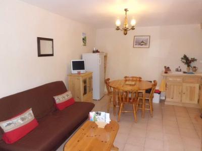 Vacances en montagne Appartement duplex 2 pièces 4 personnes - Résidence Villa Lespagne - Brides Les Bains - Séjour