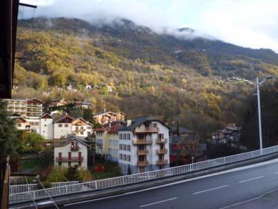 Location au ski Residence Villa Lespagne - Brides Les Bains - Extérieur été