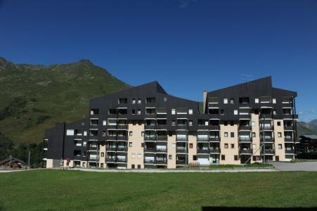 Location au ski Résidence Villaret - Les Menuires - Extérieur été