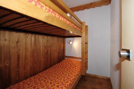 Vacances en montagne Appartement 2 pièces cabine 5 personnes (104) - Résidence Villaret - Les Menuires - Lits superposés