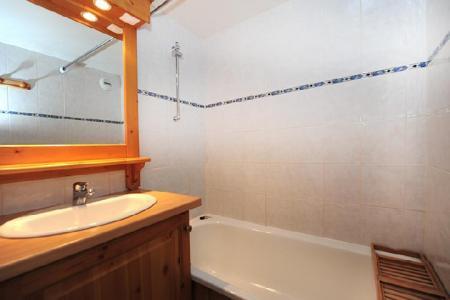 Vacances en montagne Appartement 2 pièces cabine 5 personnes (104) - Résidence Villaret - Les Menuires - Salle de bains