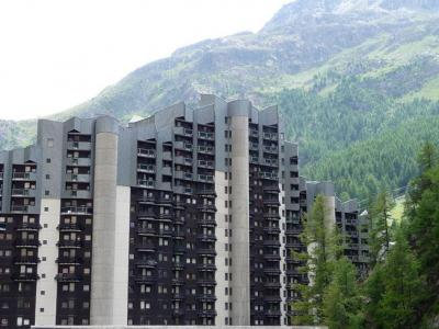 Location au ski Residence Villaret - Val d'Isère - Extérieur été