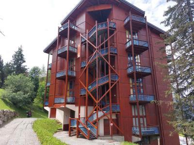 Vacances en montagne Résidence Vogel - Les Arcs - Extérieur été