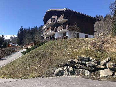Rent in ski resort Résidence Vorrasset - Saint Gervais - Summer outside