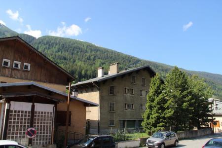 Location au ski Appartement 2 pièces 5 personnes (001) - Résidences du Quartier Napoléon - Val Cenis - Extérieur été
