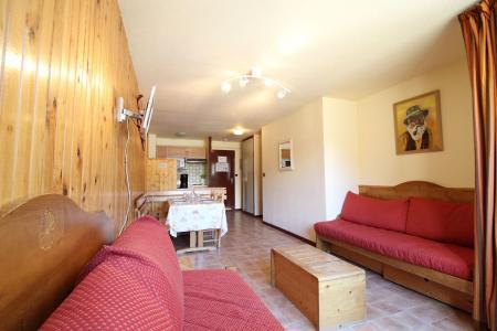 Vacances en montagne Appartement 2 pièces 5 personnes (BO0026) - Résidences du Quartier Napoléon - Val Cenis - Canapé-lit