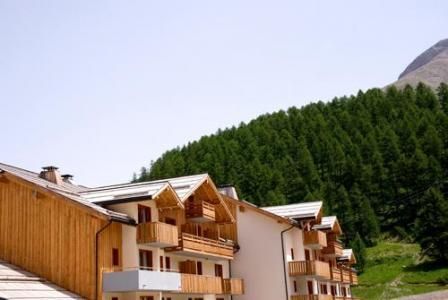 Residences La Foret D'or summer outside