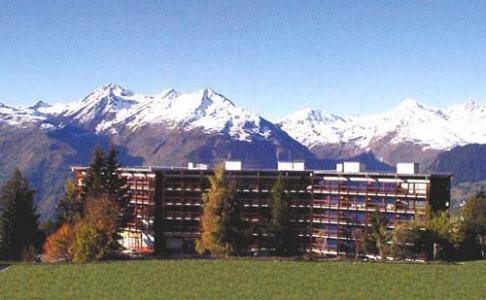 Location au ski Residences Lagrange Vacantel - Les Arcs - Extérieur été