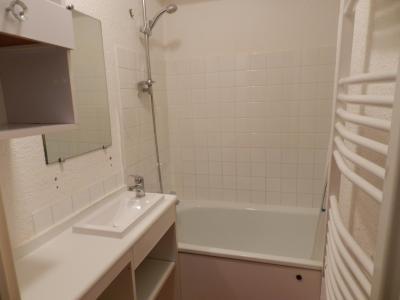 Holiday in mountain resort Résidences le Pleynet les 7 Laux - Les 7 Laux - Bathroom