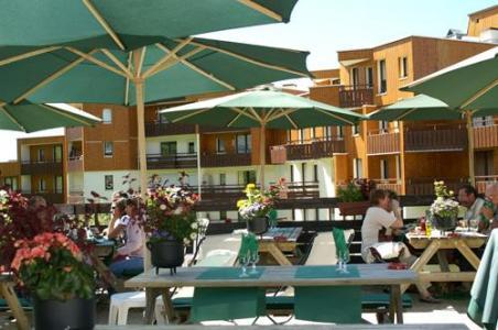 Location au ski Residences Le Pleynet Les 7 Laux - Les 7 Laux - Extérieur été
