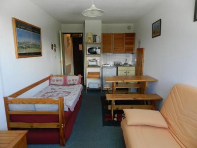 Holiday in mountain resort Studio 3 people (standard) - Résidences le Pleynet les 7 Laux - Les 7 Laux - Bench seat