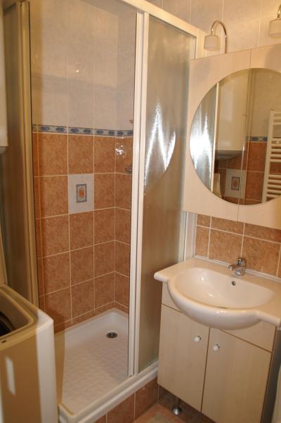 Urlaub in den Bergen 2-Zimmer-Holzhütte für 6 Personen (Standard) - Résidences Prapoutel les 7 Laux - Les 7 Laux - Waschräume