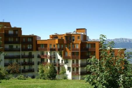 Urlaub in den Bergen Résidences Prapoutel les 7 Laux - Les 7 Laux - Draußen im Sommer