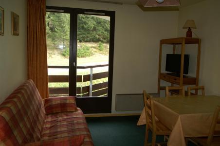 Vacances en montagne Appartement 2 pièces 5 personnes - Résidences Prapoutel les 7 Laux - Les 7 Laux - Coin repas
