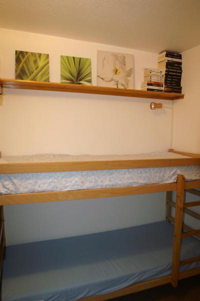 Vacances en montagne Appartement 2 pièces cabine 6 personnes - Résidences Prapoutel les 7 Laux - Les 7 Laux - Lits superposés