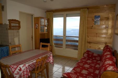 Vacances en montagne Appartement 2 pièces cabine 6 personnes - Résidences Prapoutel les 7 Laux - Les 7 Laux - Séjour
