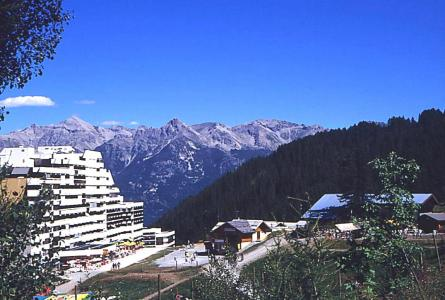 Location au ski Résidences Puy St Vincent 1600 - Puy-Saint-Vincent - Extérieur été