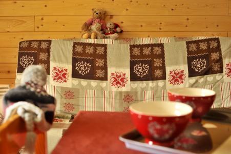 Vacances en montagne Résidences Puy St Vincent 1600 - Puy-Saint-Vincent - Banquette