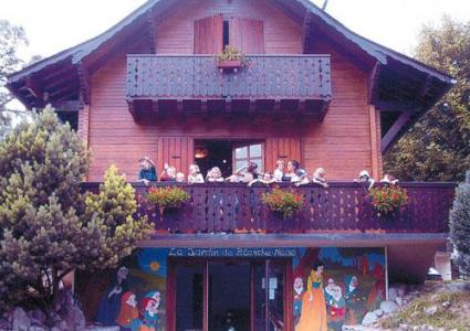 Location au ski Résidences Vieille Aure - Saint Lary Soulan - Extérieur été