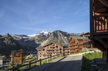 Vacances en montagne Résidences Village Montana - Tignes - Extérieur été