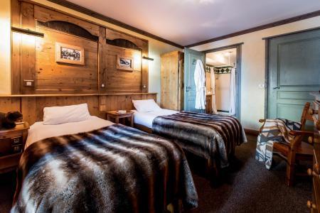 Vacances en montagne Résidences Village Montana - Tignes - Chambre