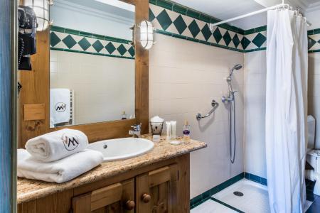 Vacances en montagne Résidences Village Montana - Tignes - Salle d'eau
