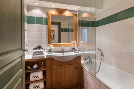 Vacances en montagne Résidences Village Montana - Tignes - Salle de bains