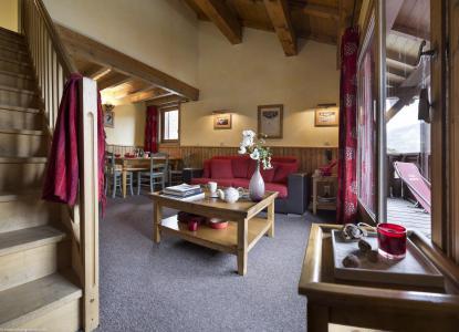 Vacances en montagne Résidences Village Montana - Tignes - Séjour