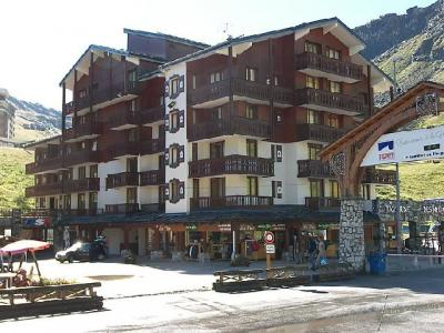 Rental Tignes : Rond Point des Pistes summer