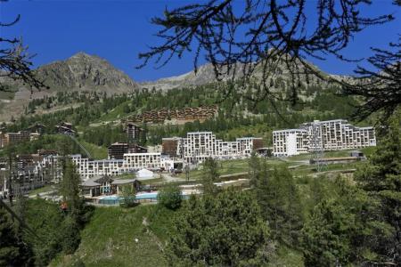 Alquiler al esquí Sowell Résidences New Chastillon - Isola 2000 - Verano