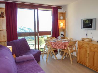 Holiday in mountain resort 1 room apartment 4 people (81) - Soyouz Vanguard - Le Corbier
