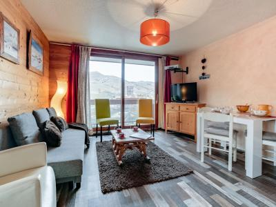 Holiday in mountain resort 3 room apartment 6 people (84) - Soyouz Vanguard - Le Corbier