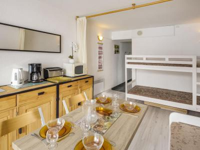 Holiday in mountain resort 1 room apartment 4 people (47) - Soyouz Vanguard - Le Corbier
