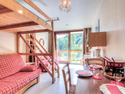Holiday in mountain resort 1 room apartment 4 people (10) - Soyouz Vanguard - Le Corbier