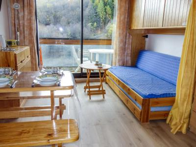 Holiday in mountain resort 1 room apartment 4 people (63) - Soyouz Vanguard - Le Corbier