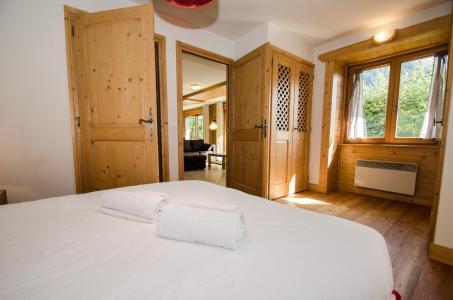 Vacances en montagne Appartement 4 pièces coin montagne 8 personnes - Villa Princesse - Chamonix - Chambre