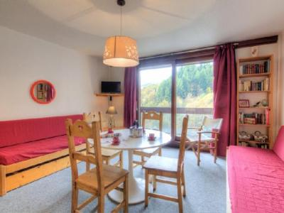 Rent in ski resort 1 room apartment 4 people (15) - Vostok Zodiaque - Le Corbier - Summer outside